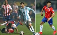 Dovedie fenomenálny Messi Argentínu k zisku titulu alebo sa bude radovať Sánchezova družina?