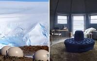 Dovolenkovať sa dá aj v luxusnom rezorte na Antarktíde. Cena je síce závratne vysoká, ale počíta sa zážitok
