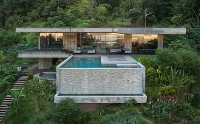 Dovolenkový raj na zemi v Kostarike s rukopisom českého štúdia