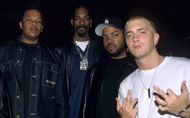 Dr. Dre plánuje evropské turné, na kterém vystoupí i Eminem, Snoop nebo Kendrick Lamar