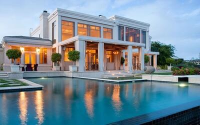 Dr. Dre predáva svoju starú vilu v Hollywood Hills za $35 miliónov