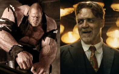 Dr. Jekyll sa v podaní Russella Crowea mení na Mr. Hydea v ukážke z blížiacej sa Múmie. Snáď sa dočkáme aj ich vzájomného súboja