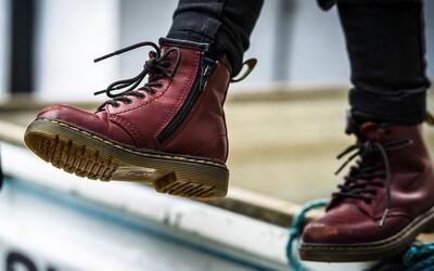 Dr. Martens začal prodávat veganskou obuv a zisk značky hned vzrostl až o 70 procent