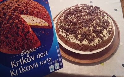 Dr. Oetker: Meme zvýšilo zájem o krtkův dort v obchodech, vulgárnímu spojení se však snažíme vyhýbat