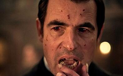 Dracula bude požierať čisté duše a krásne ženy v hororovom seriáli od tvorcov Sherlocka. Trailer ohlasuje premiéru na Netflixe