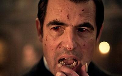 Dracula bude požírat čisté duše a krásné ženy v hororovém seriálu od tvůrců Sherlocka. Trailer ohlašuje premiéru na Netflixu