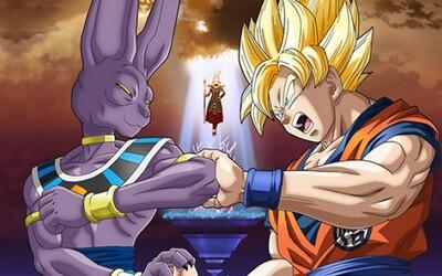 Dragon Ball Z sa vracia s novým filmom! Boje bohov začínajú