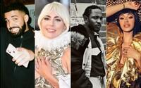 Drake, Cardi B, Lady Gaga i Kendrick Lamar. Toto jsou nominace na Grammy 2019