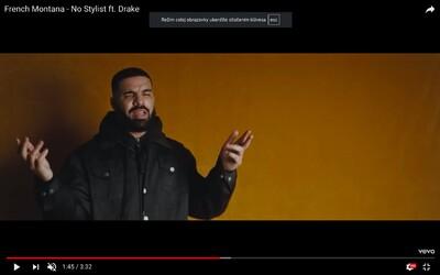 Drake dissuje Yeezy Boosty Kanyeho Westa v klipe o drahých handrách