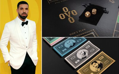 Drake má vlastné monopoly s nevyčísliteľnou hodnotou