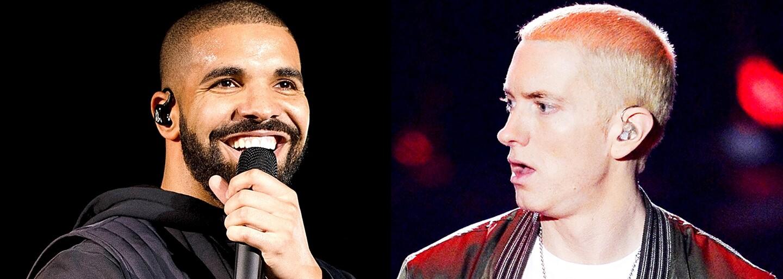Drake nazval Eminema najlepším raperom, aký sa kedy dostal na mikrofón. Na koncerte v Detroite bol Drizzyho tajný hosť