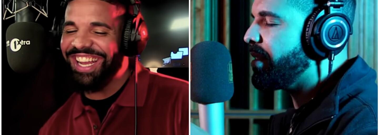 Drake opäť dokazuje, prečo je jedným z najlepších raperov planéty
