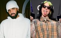 Drake se přirovnává k Michaelu Jacksonovi, není ale pedofil. Reaguje na zprávy s Billie Eilish