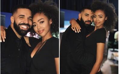 Drake si našiel novú mladú krásku. Tínedžerka Bella je dcérou legendárneho producenta