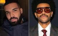 Drake tvrdí, že urovnal beef s The Weekndem poté, co na něj zpěvák zaútočil v souvislosti s nemanželským dítětem