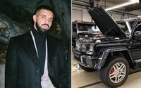 Drake vysolil přes milion dolarů za extrémně limitovaný Mercedes-Maybach