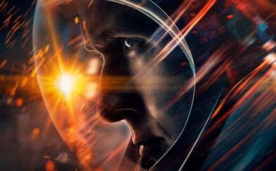 Dráma First Man s Ryanom Goslingom od režiséra Whiplash a La La Land láka na zimomriavkovú cestu na Mesiac v ďalšej skvelej ukážke