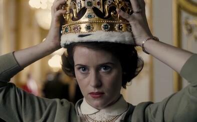 Dramatický seriál od Netflixu nám představí královnu Alžbětu II. a její složitý život v poválečné Evropě