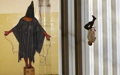Drastické mučení v Iráku či výskoky lidí z Dvojčat. 10 slavných fotografií a příběhy, které se k nim vážou