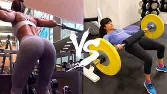 Dřepy vs. Hip Thrusts: Který cvik má lepší efekt na krásný kulatý zadek?
