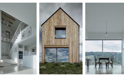 Dřevostavba, jak ji neznáte aneb klasická stavba v moderním hávu ze Středočeského kraje