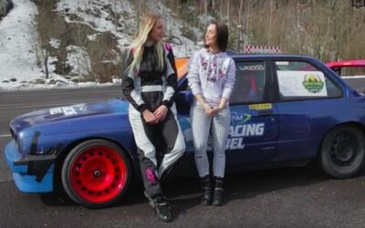 Drifterka Nina: Na strechu auta mi postavili človeka, ktorý horel (Video)