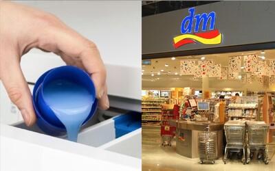 Drogérie DM umožnia nákup aviváží bez plastov. V predajni si ich načapuješ do vlastnej nádoby