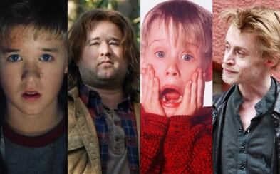 Drogy, alkohol a krádeže alebo detské herecké hviezdy, ktorých kariéra rýchlo zhasla