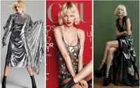 Drsná Taylor Swift se opět ukázala na obálce Vogue. Takhle jste ji ještě neviděli