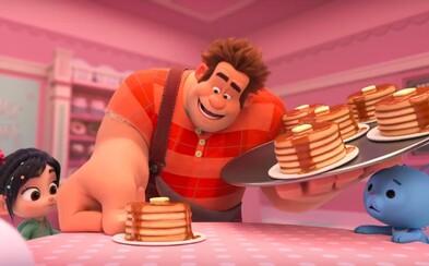 Drsňák Ralph sa v pokračovaní úspešného animáku Wreck It Ralph dostáva do sveta internetu, kde spôsobí hotovú pohromu