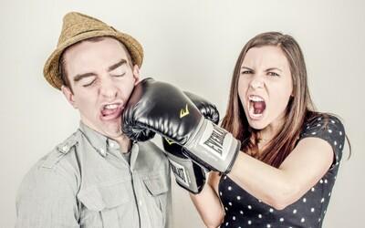 Drsné hádky ti můžou zničit vztah. Tyto věci během výměny názorů nikdy nedělej