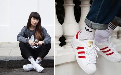 Druhá část lednového lookbooku Superstar od adidas Originals