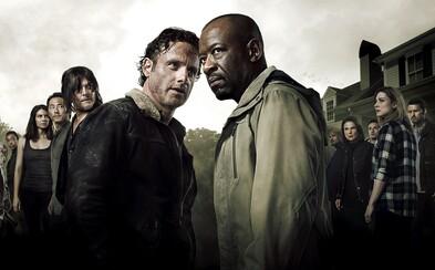 Druhá polovica 6. série The Walking Dead odhaľuje kľúčové udalosti v prvých záberoch