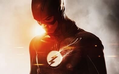 Druhá séria Flasha odhaľuje nepriateľov z iných svetov v novom traileri