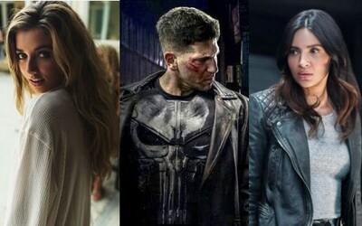 Druhá séria Punishera dostáva tri herecké posily. O koho ide a aké postavy stvárnia?