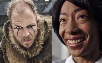 Druhá séria skvelého Westworldu naberá hercov z Vikingov či Get Out