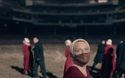 Druhá séria The Handmaid's Tale je intenzívnejšia, krvavejšia a nebojí sa zvratov (Recenzia)