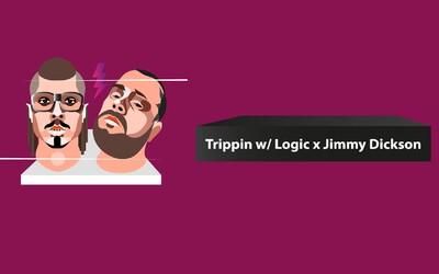 Druhá sezóna Trippin večerov pokračuje a mikrofónu sa tentoraz zhostia Logic, Jimmy Dickson a Nik Tendo