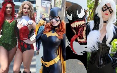 Druhá várka talentovaných a sexy cosplayerů z Wonder Conu staví hlavně na kvalitních kostýmech a pohledných ženách