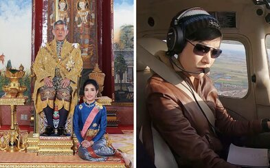 Druhá žena thajského kráľa je poriadny Rambo. Pilotuje lietadlo, strieľa zo samopalu a skáče padákom