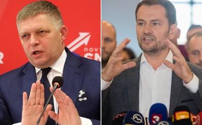 Druhý februárový prieskum AKO: OĽaNO Igora Matoviča sa doťahuje na Ficov Smer, delí ich len 1,4 %