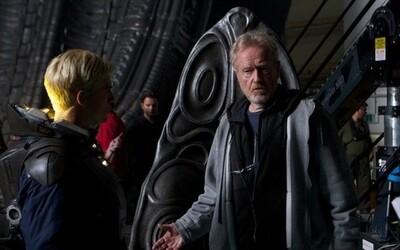 Druhý Prometheus od Ridleyho Scotta sa začne natáčať začiatkom budúceho roku