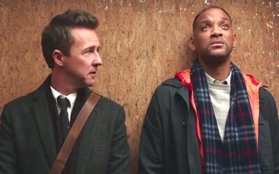 Druhý trailer dramatu Collateral Beauty s hvězdným obsazením může zpečetit návrat Willa Smithe do první herecké ligy
