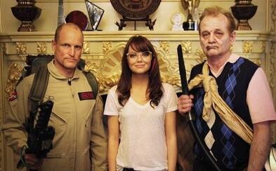 Druhý Zombieland by mal doplniť Bill Murray a ďalší člen Krotiteľov duchov