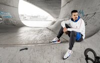 Drž krok s Benem Cristovao v nových teniskách PUMA Wild Rider