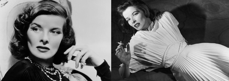 Drzá mrcha, egocentrická bisexuálka alebo oddaná partnerka? Kým bola najlepšia americká herečka Katharine Hepburn?