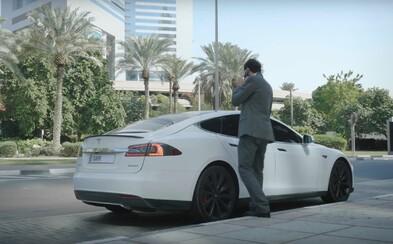Dubaj chce byť lídrom v autonómnej preprave, svedčí o tom kontrakt na 200 samo jazdiacich taxíkov od Tesly