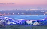 Dubaj investoval 1 miliardu dolárov do najväčšieho krytého zábavného parku na svete. Vnútri vyzerá ako rozprávkový raj