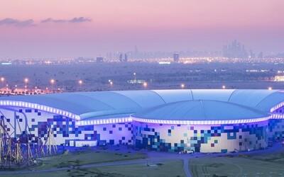 Dubaj investovala 1 miliardu dolarů do největšího krytého zábavního parku na světě. Uvnitř vypadá jako pohádkový ráj