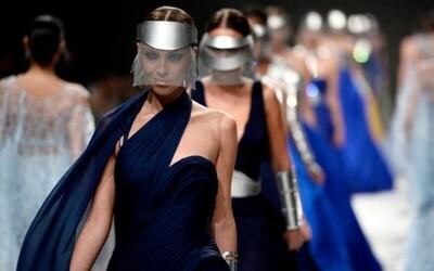 Dubaj, mesto módy. Nechajte sa zvádzať orientom na Ezra fashion show 2014